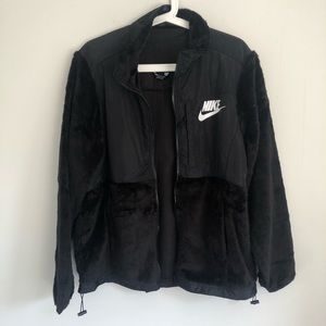 Nike woman's  soft jacket.